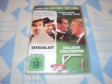 Extrablatt & Bullseye/Volltreffer [2 DVDs] NEU OVP Jack Lemmon, Walter Matthau