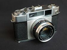Ricoh Max Rangefinder Camera with 45mm f2 Lens, Very Rare