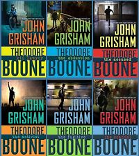 Theodore Boone Series Collection Set Books 1-6 Mass Paperback By John Grisham