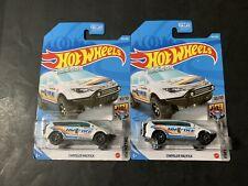 Hot Wheels 2021 Treasure Hunt — Chrysler Pacifica (HW Metro 10/10) — Lot Of 2
