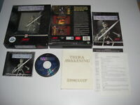 STONEKEEP Pc Cd Rom Original Stone Keep BIG BOX - FAST POST