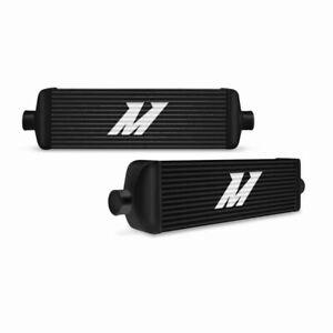 Mishimoto Universal Intercooler J-Line(Black)