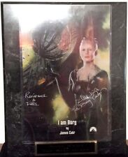 "Authentic Star Trek TNG (First Contact) Alice Krige ""The Borg Queen"" Autographed"