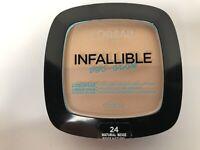 Women's Makeup L'Oreal® Paris INFALLIBLE Pro-Glow Face Powder 24 Natural Beige