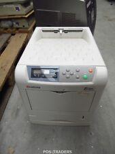 Kyocera FS-C5030N A4 Colour Laser Printer 24ppm USB LAN NO TONERS / NOT TESTED
