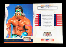 Wwe die Ultimate Warrior 2007 Donruss Americana #8 Sammelkarte Brandneu