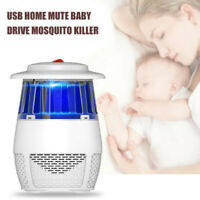 Electric LED Light Fly Bug Zapper Mosquito Insect Killer Trap Lamp Pest Control