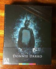 Donnie Darko 4 Disc Blu-ray DVD Limited Edition Arrow Video OOP RARE