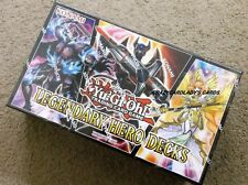YUGIOH LEGENDARY HERO DECKS BOX VOLUME 4 FREE SAME DAY SHIPPING LIVE