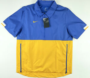 Nike 1/2 Zip Windbreaker Stripe Jacket CI4479-480 Large $65