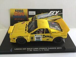FLY LANCIA 037 RALLY LANA STORICO CLASSICO 2013 ED. LTDA- NOVEDAD A ESTRENAR!!!