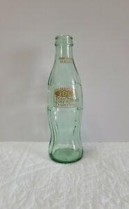 1995 Coke Bottle 8 Oz. Celebrating 100 Years of Olympic Tradition