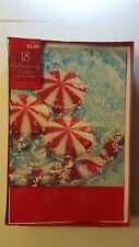 Christmas Cards with Envelopes - Box of 18