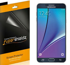 6X Supershieldz HD Clear Screen Protector Shield Saver For Samsung Galaxy Note 5