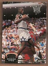 1992 Topps Shaquille O'Neal #247 Basketball Card F3