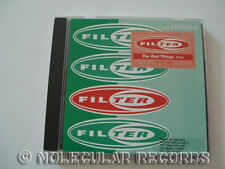 FILTER The Best Things 1-track USA PROMO CD Single RARE