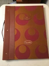 Lee Jofa Mulberry Ballets Russes Fabric Salesman Sample Book
