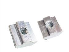 100pcs/lot T Sliding Nut Block Square nuts M4 for 2020 Aluminum Profile Slot