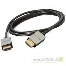 HICON 4K UHD 5m HDMI Kabel ARC Highspeed flexibel Signalverstärker | HIMM-0500