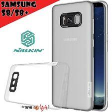 Funda Nillkin Nature para Samsung Galaxy S8 / S8 Plus carcasa transparente