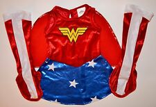 Wonder Woman Halloween Costume Child Girls Toddler Infant Superhero Rubie's