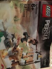 Lego New Prince Of Persia Sands Of  Time New Retired Toy Never Been Opened 52 Pc