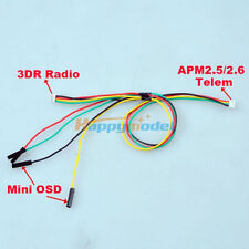 3DR OSD Telemetry Y Style Connection Wire Cable for APM2.5 APM2.6