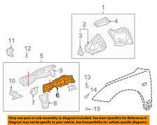 TOYOTA OEM 00-05 Celica Fender-Outer Rail Right 5711520200