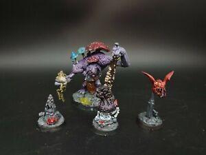 Warhammer Underworlds: nightvault – Mollog's mob Pro painted made to order