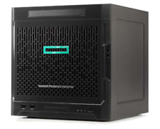HP Enterprise ProLiant MicroServer Gen10 1x AMD Opteron X3216 8GB RAM ohne HDD