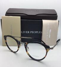 New OLIVER PEOPLES Eyeglasses OP-505 OV 5184 1407 47-24 Vintage DTB Havana Frame
