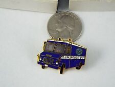C.U.M. POLICE 911 EMERGENCY VEHICLE  PIN