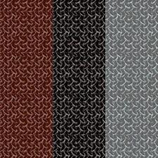 Rough Hewn Diamond Tread Steel Flooring Andover Cotton Quilt Fabric  9159