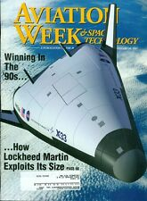 1997 Aviation Week & Space Technology Magazine: Lockheed Martin Exploits Size