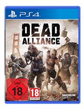 Ps4 muertos Alianza [RE] (Ps4) Juego Nuevo