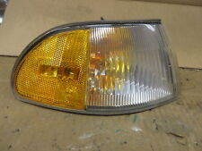 HONDA CIVIC 93 94 95 CORNER LIGHT PASSENGER OE stanley # 0413968R TAB DETACHED