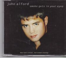 John Alford-Smoke Gets In Your Eyes cd maxi single