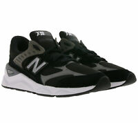 New Balance X-90 Reconstructed Sneaker funktionelle Low Top Schuhe Schwarz/Grau