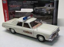 DODGE Monaco illiois state polizia (1974) 1:18 AUTO World