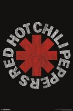 Red Hot Chili Peppers Classic 1980s-1990s Logo Official Rock Band Poster