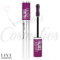 Maybelline The Falsies Lash Lift Mascara Look Lengthening & Volumising, 01 Black