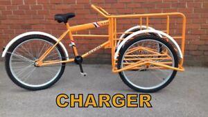 Cargo Trike, Ice Cream Bike, Pizza bike