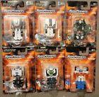 Transformers Spy changers Optimus Primeprowl Silverstreak Hoist Wheeljack Jazz
