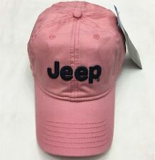 New Pink  Jeep Hat Cap Women Men Unisex baseball Golf Ball Sport cap