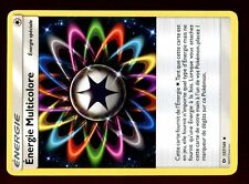 POKEMON (SL1) SOLEIL & LUNE UNCO N° 137/149 ENERGIE MULTICOLORE