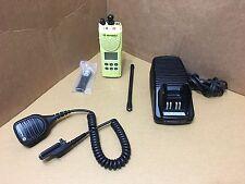 1 Police Fire Motorola XTS3000 2 VHF P25 DIGITAL Narrowband radio W/ Programming