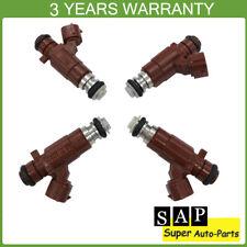 Set of 4 FBJB100 Fuel Injectors Fits For Nissan Sentra GXE XE 2000-2003 1.8L-L4