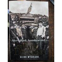 The Fair Dinkums by G. McFarlane 7th Battalion War Book