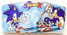 Sonic X Cars Thomas and Friends Childrens boys girls cute wallet purse 3 styles