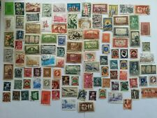 100 Different Algeria Stamp Collection